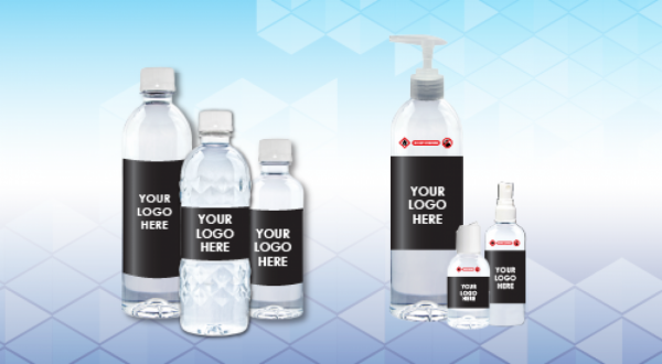 Branded Bottled Water Canada